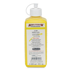 Schmincke Aero Color Professional Airbrush Color - 250 ml, Primary Yellow