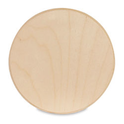 Birch Value Plaque - 6'', Circle