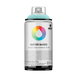 MTN Water Based Spray Paint - Blue Green Pale, 300 ml Can