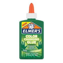 Elmer's Color Changing Touch Glue - Dark Green to Light Green