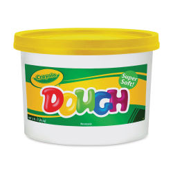 Crayola Dough - 3 lb, Yellow