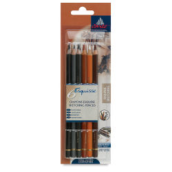 Set of 6 Pencils