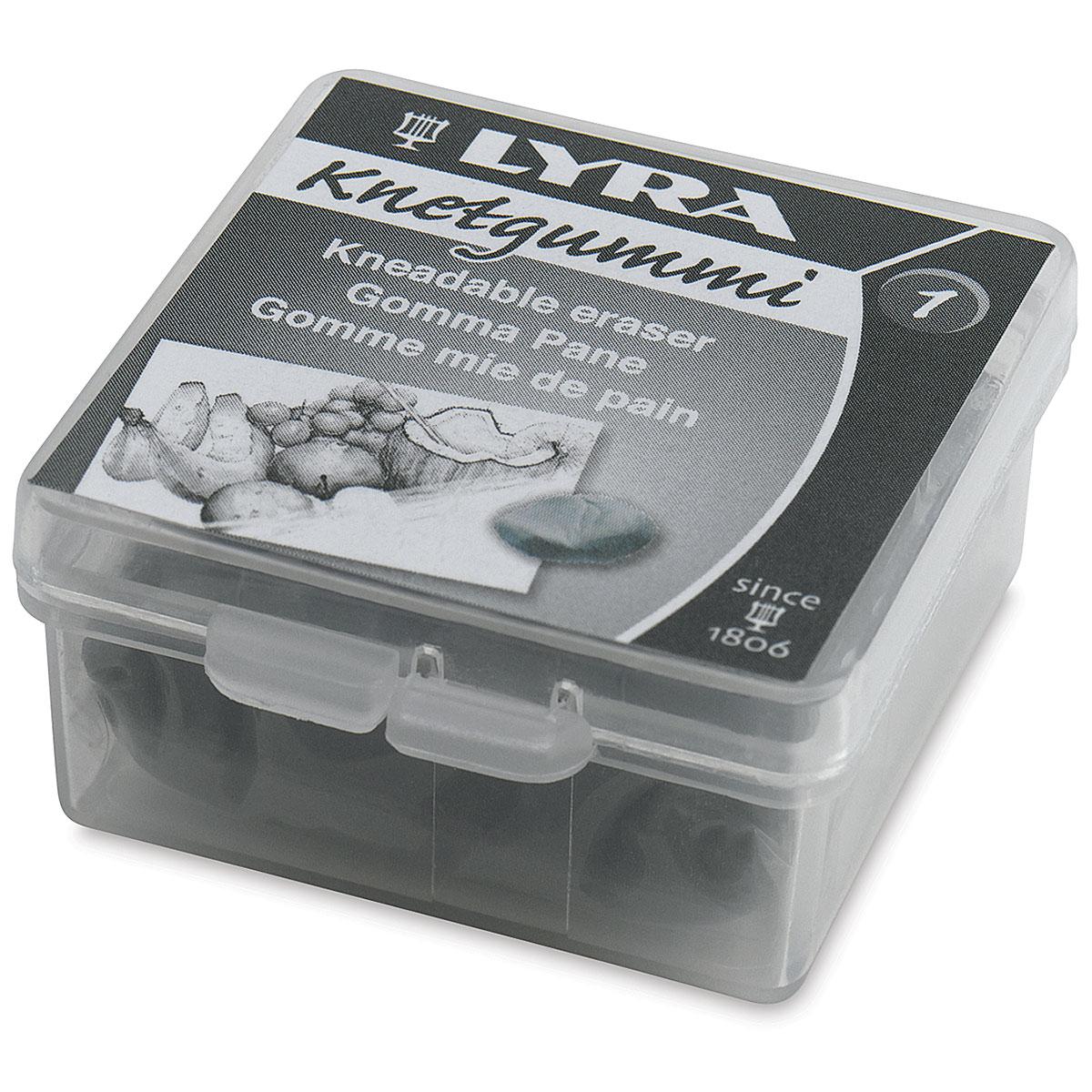Lyra Kneadable Eraser - with Plastic Box