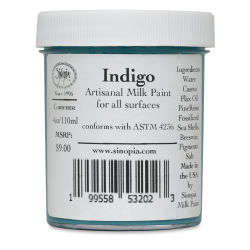 Sinopia Milk Paint - Indigo, 4 oz