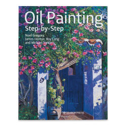 Oil Painting Step-By-Step, Book Cover