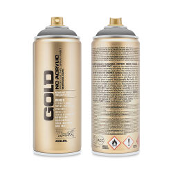 Montana Gold Acrylic Professional Spray Paint - Roof, 400 ml can