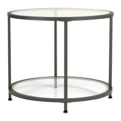 Studio Designs Camber Round End Table