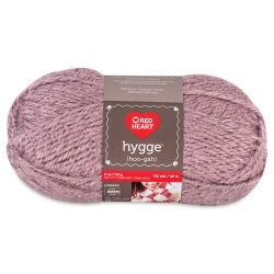Red Heart Hygge Yarn - Lavender