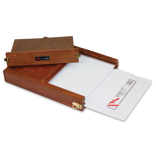 Sienna Plein Air Wet Panel Box - Large