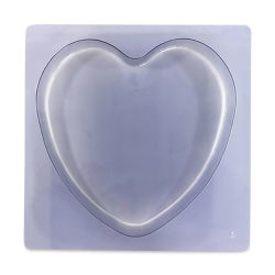 Diamond Tech Stepping Stone Mold - Heart