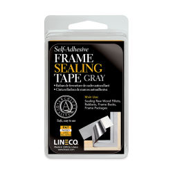 Lineco Sealing Tape - 1 1/4'' x 24 ft, Gray