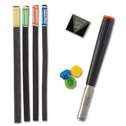 Nitram Stylus and Soft Charcoal Sticks