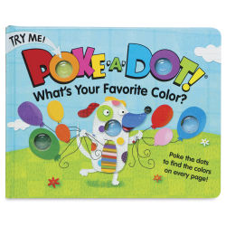 Melissa & Doug Poke-A-Dot Book - Favorite Color