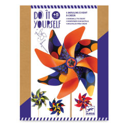 Djeco Do It Yourself Windmills Kit (In packaing)
