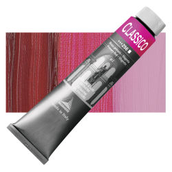 Maimeri Classico Oil Color - Primary Red - Magenta, 200 ml tube