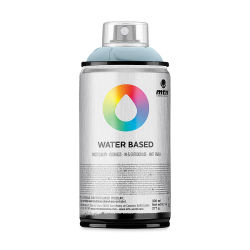 MTN Water Based Spray Paint - Cobalt Blue Pale, 300 ml Can
