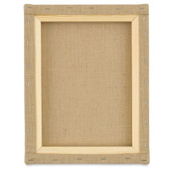 Sargent Art Stretched Burlap Canvas - 11'' x 14''