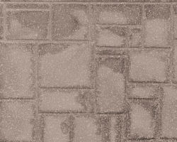 Plastruct Patterned Sheets, Patio Stone, 1:24 Scale (finished example)