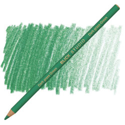 Blick Studio Artists' Colored Pencils - Grass Green Dark