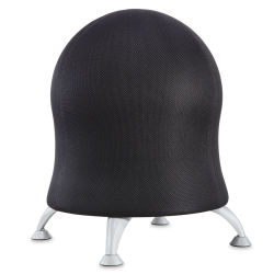 Safco Zenergy Ball Chair - Black