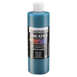 Createx Airbrush Color - 16 oz, Transparent Aqua