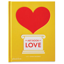 My Art Book of Love Book Cover