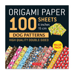 Tuttle Origami Pack Dog Patterns
