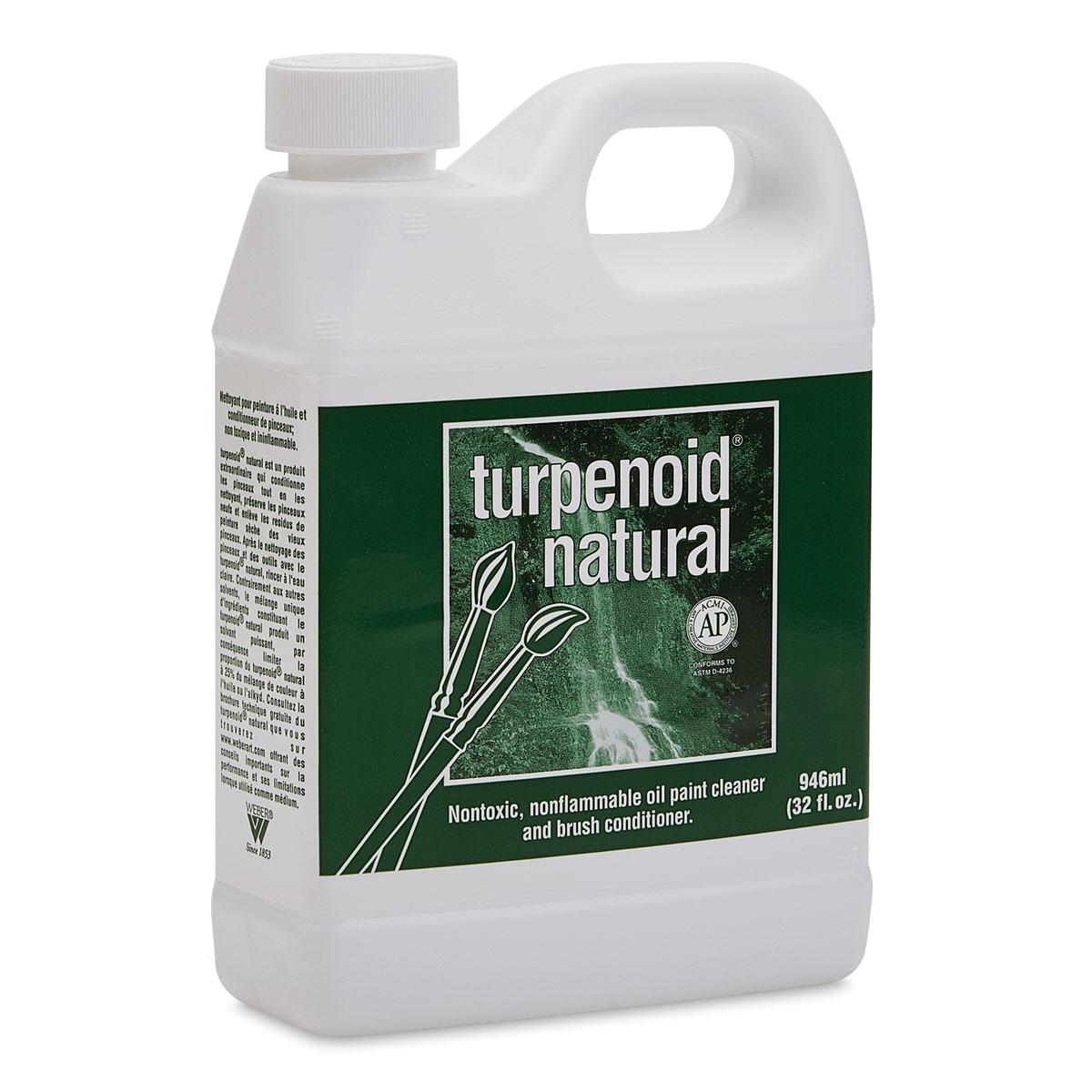 Weber Turpenoid Natural - Quart Can