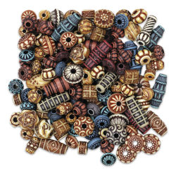 Creativity Street Exotic Beads - 4 oz