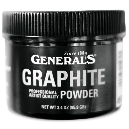 General's Graphite Powder - 3.4 oz