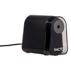 X-Acto Mighty Mite Electric Pencil Sharpener with Pencil Saver - Black