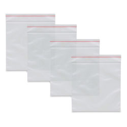 "Craft Medley Zipper Lock Bags - 2"" W x 3"" L, Package of 100"