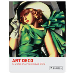 Art Deco: 50 Works of Art You Should Know - Paperback