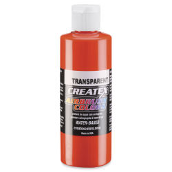 Createx Airbrush Color - 4 oz, Transparent Sunset Red