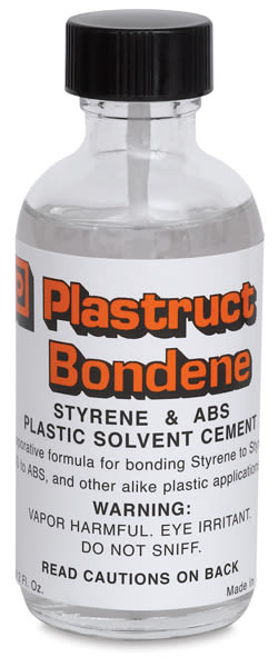 Plastruct Bondene Cement - 2 oz