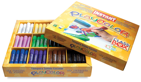Playcolor - Standard Colors, Set of 144, Standard Size