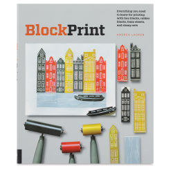 Block Print Book - Flexibound