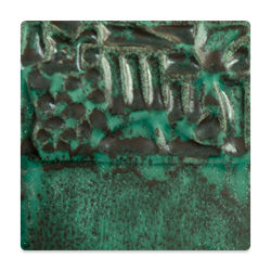 Mayco Elements Glaze - Malachite Green, Pint
