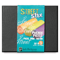 Richeson Street Stix Pavement Pastels and Sets