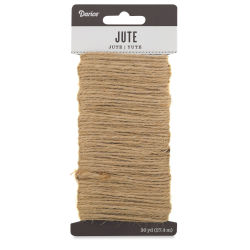 Natural Jute Cord - 1.5 mm x 30 yd