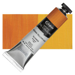 Cranfield Artists' Oils - Indian Yellow Hue, 40 ml, Tube
