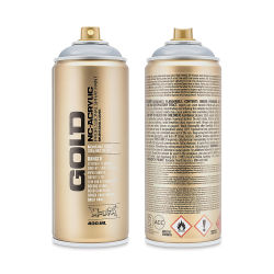 Montana Gold Acrylic Professional Spray Paint - Transparent Gravel, 400 ml can
