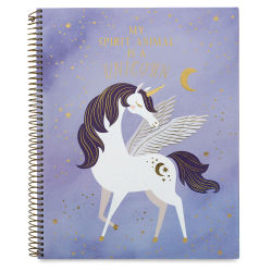 Paper Source Journal - Unicorn, 11'' x 9''