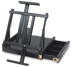 Ravenna Table Sketchbox Easel; Black