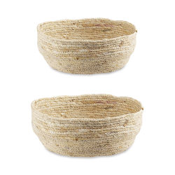 Design Ideas Mazi Basket Set - Set of 2