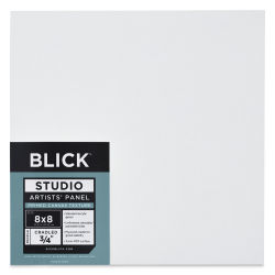 Blick Studio Artists' Board - 8'' x 8'' x 3/4'', Traditional