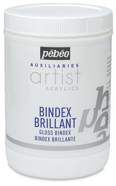 Pebeo Bindex Binder - 1 liter Jar