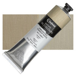 Cranfield Artists' Oils - Unbleached Titanium White, 225 ml, Tube