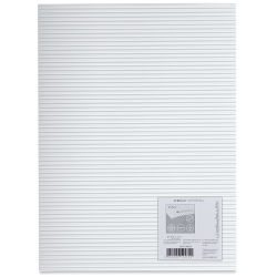 "Schulcz Structured Plastic Sheet - Polystyrene, White, 6 mm, 7-5/8"" x 11-3/4"" (front of package)"