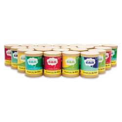 Faber-Castell Creativity Cans - Creativity Can School Pack, Set of 24